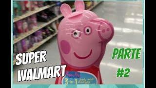 Super Walmart com a amiga. #VivendoNoEstadosUnidos 🇺🇸
