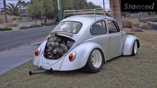 Slammed VW Beetle | 66 BUG 2276cc