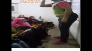 التدريس في مصر بالرقص