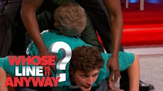 Horse Bunkbeds? | Whose Line Is It Anyway?