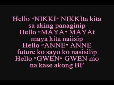 chicser hello i love you mp3