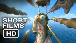 Ice Age: Continental Crack Up #1 & #2 SHORTS - Ice Age Continental Drift Movie (2012) HD