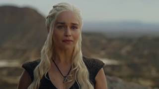 Jorah confesses love for Daenerys - Game of Thrones S06E05