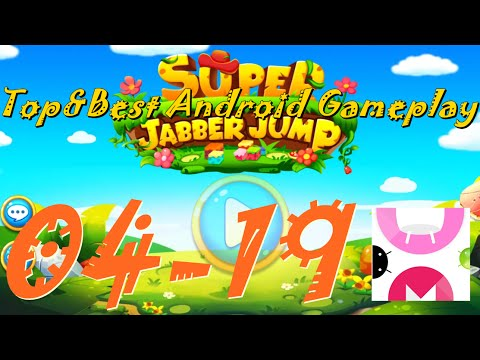 Super Jabber Jump Android Gameplay World 04-19