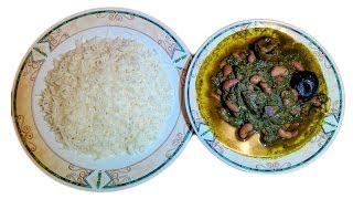 How to make Ghormeh Sabzi