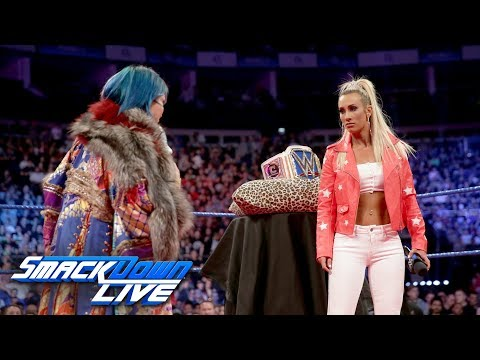 Xxx Mp4 Asuka Crashes Carmella S Royal Mellabration SmackDown LIVE May 15 2018 3gp Sex