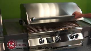 Fire Magic Aurora A540i 2E1N Grill Review and features