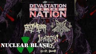BELPHEGOR - Devastation On The Nation: North America 2019 (OFFICIAL TOUR TRAILER)