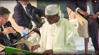 Mixed verdict on Buhari's first year in office