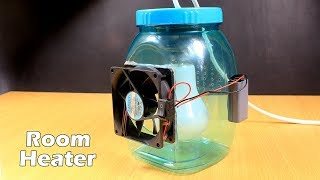 How to Make Room Heater at Home - Very Simple
