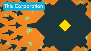 Would You Trust This Corporation? Propaganda Animation