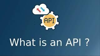 What is an API ? | api tutorial | api example | free online course