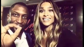 Ciara Dancing In The Streets Of Lagos [Extended Clip]