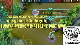 Mau main Kagura pro kaya RRQ Lemon? ini tips dan trik nya | Mobile legend #GamePlay