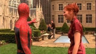 Spiderman America vs China Rap Battle