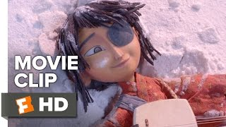Kubo and the Two Strings Movie CLIP - You're Growing Stronger (2016) - Charlize Theron Movie