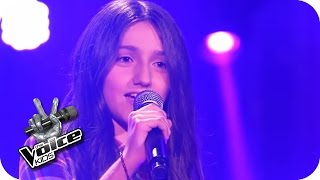 Zara Larsson - Lush Life (Sanie) | The Voice Kids 2016 | Blind Auditions | SAT.1