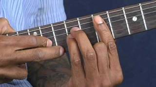 Two handed melody tapping guitar lesson in styles of Stanley Jordan Eric Johnson Joe Satriani