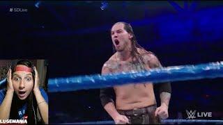 WWE SMACKDOWN: BARON CORBIN CASHES IN MITB