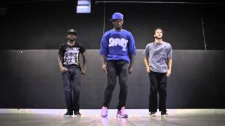 Groundhog Day - House dance choreography by Pete Francis (Styles)