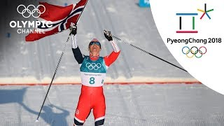 Snow queen Marit Bjoergen enters the record books | Winter Olympics 2018 | PyeongChang 2018