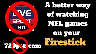 How to watch nfl on a firestick 2018 (100%working)