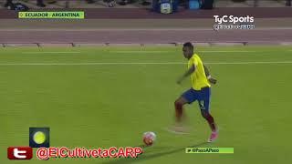 (Paso a Paso) Ecuador 1 vs Argentina 3 - Al Mundial de Rusia 2018 I ElCultivetaCARP