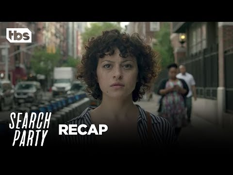 Xxx Mp4 Search Party Season 1 Recap TBS 3gp Sex