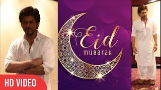 Shahrukh Khan's EID Celebration 2017 With Media At Taj Lands End