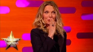 Michelle Pfeiffer Shocks De Niro With Filthy Language - The Graham Norton Show