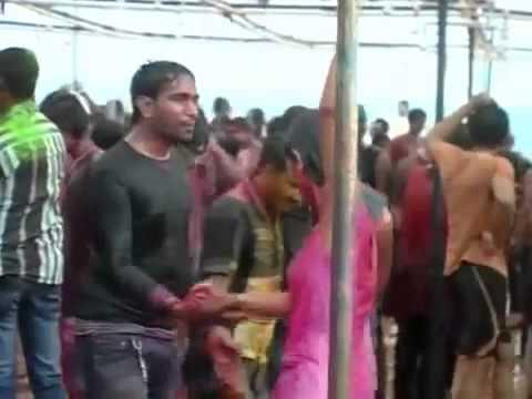 Hot College Girls Rain Dance in Vizag cut