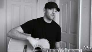 Then - Brad Paisley - Derek Cate Cover (Acoustic)