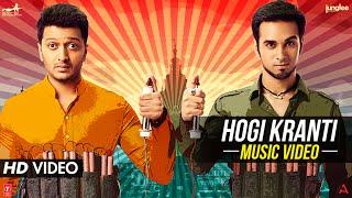 'Hogi Kranti' VIDEO Song | Bangistan | Riteish Deshmukh, Pulkit Samrat