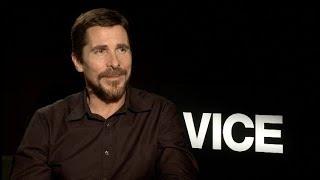 Vice interviews - Bale, Adams, McKay - Christian Bale called Gary Oldman for advice
