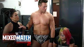 Miz blames Asuka for their first WWE MMC defeat
