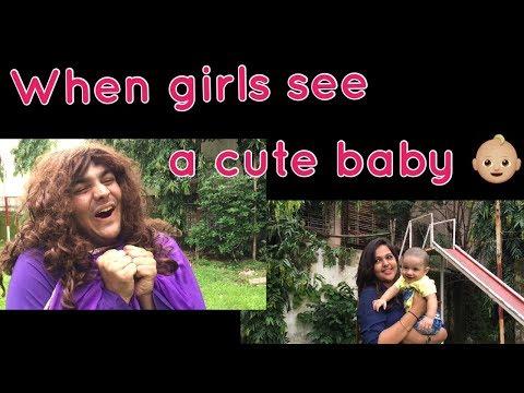 Xxx Mp4 When Girls See A Cute Baby Ashish Chanchlani 3gp Sex
