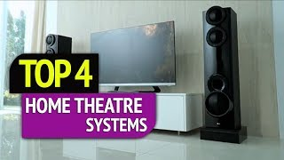 TOP 4: Home Theatre Systems 2018