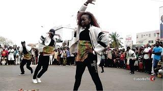Ghana vs Naija Street Dance Battle - A must watch