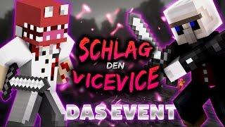 SCHLAG DEN VICEVICE (MCB) | Minigames gegen Zuschauer
