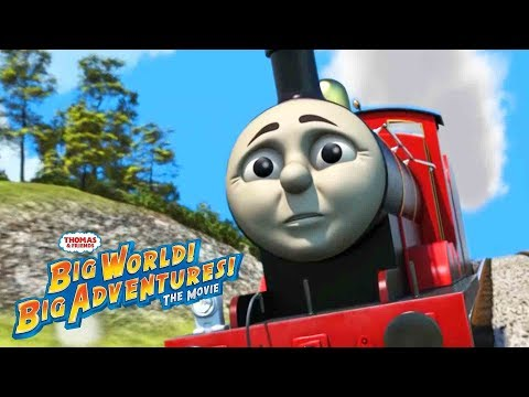 Where in the World is Thomas? Music Video🎵Big World! Big Adventures! The Movie🎵Thomas & Friends UK