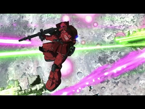 MOBILE SUIT GUNDAM THE ORIGIN IV Trailer : theme song version (CN.HK.TW.EN.KR.FR Sub)