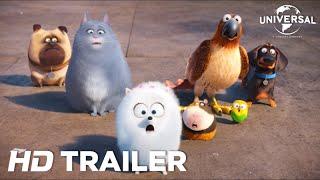 Pets - A Vida Secreta dos Bichos - Trailer Oficial 2