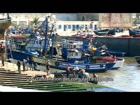 Une visite de la ville d Essaouira réalisé par soufiane bouhali