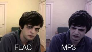 FLAC vs. MP3 - Head to Head