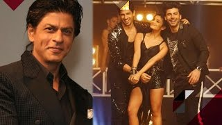 Shah Rukh Khan Wishes BEST For 'Kapoor And Sons' Team | Bollywood News