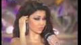 Haifa at Miss Lebanon (3asoola/Tesmahli Adalaak)