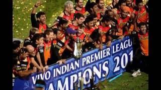 VIVO IPl 2016 Final Match Hyderabad Celebration | SRH vs RCB