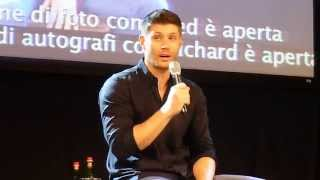 Jibcon 2014 - Jensen Saturday Panel (Part 1/2)