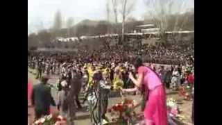 Nozia Karamatullah Tajik Song during a Ceremony