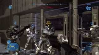 Halo Reach game night the infection wars !!